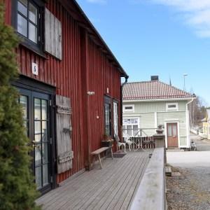 Hotelli Krepelin - Voudintupa - Julkisivu