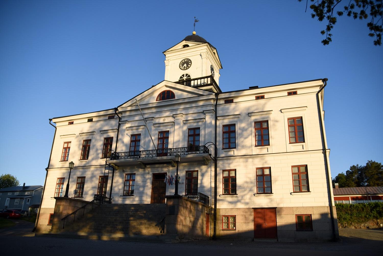 Kristiinankaupungin Raatihuone