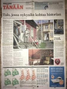 Pohjalainen - Talo, jossa nykyaika kohtaa historian