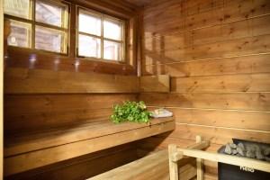 Hotel Krepelin - Sauna