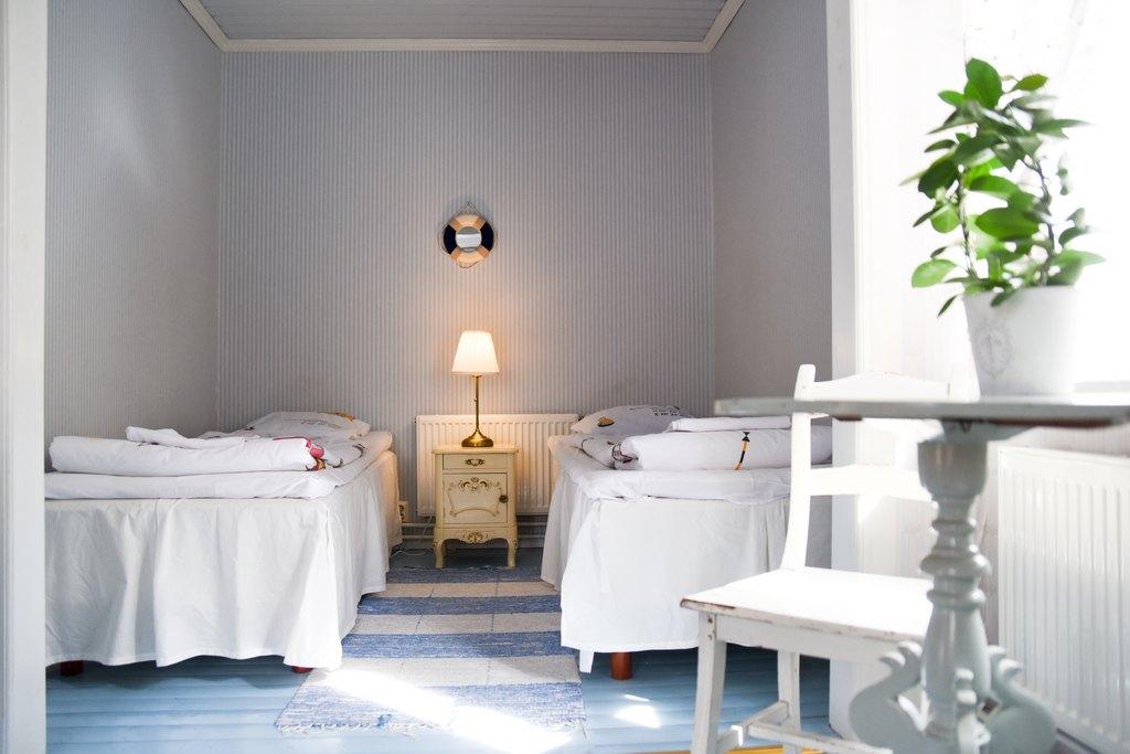 Hotelli Krepelin - B2 - Makuuhuone