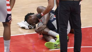 Wizards lost their main headquarters for the entire season – krepsinis.net