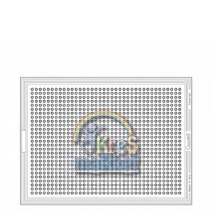 Quercetti Çivi Tahtası 10'lu-16x22 cm