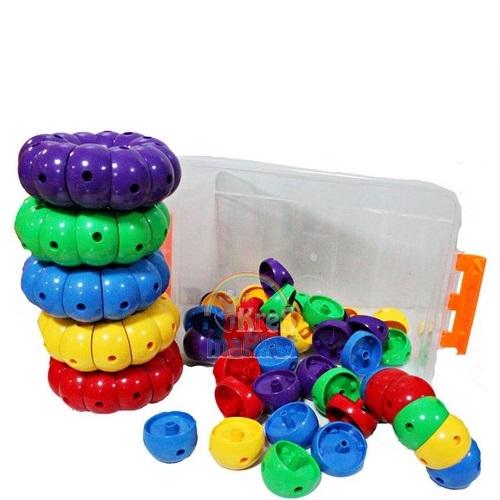 Qıanlıtoys Akrobasi Lego-100 Parça