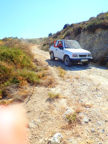 Outdoor-op-Kreta