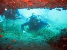 Leren duiken op vakantie op Kreta