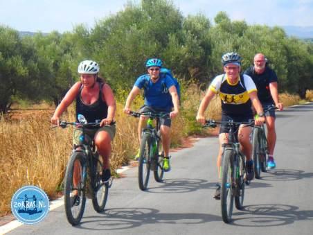 Electrisch fietsen Kreta