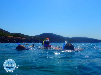 Aanbod snorkelexcursies Griekenland Kreta