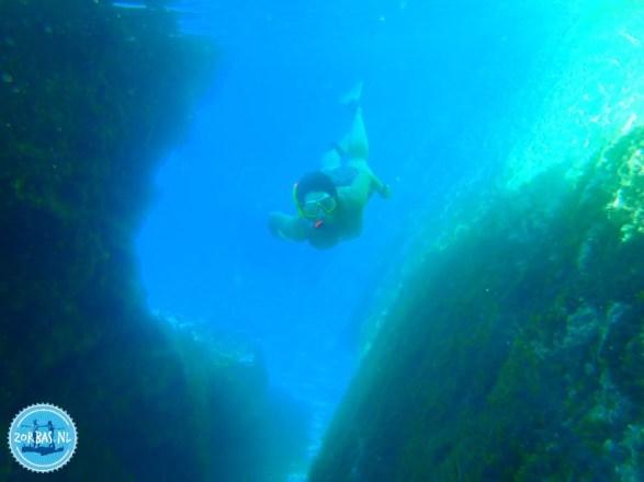 Mooie snorkellokaties Zuid Europa