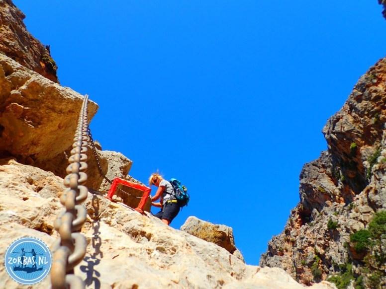 Wandelen en hiken op Kreta Kloofwandelingen, hikes en natuurtochten wandelexcursies Kreta 2-dagen wandelen in Zuid-Kreta