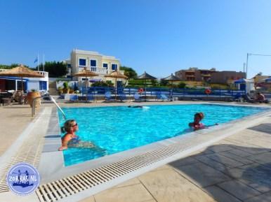 appartementen op Kreta appartementen verhuur Kreta Kokkini Hani de appartementen Zorbas Island Zorbas Island Kokkini Hani