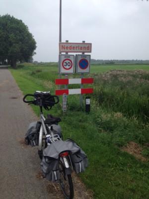 Het gehucht 'Nederland' bij Kalenberg