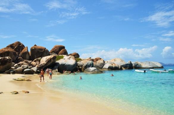 Ausflugstipp: Ein Tag in Road Town (Tortola) – Ausflug nach Virgin Gorda | The Bath