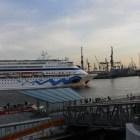 Premiere in Hamburg: AIDAcara startet heute zu ihrer ersten Weltreise