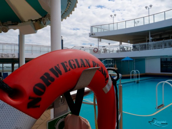 Norwegian Pearl: Schiffsbesuch in Warnemünde