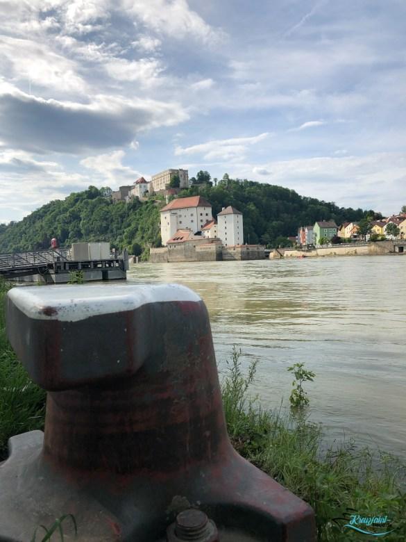 Reisebericht: Donau-Flusskreuzfahrt mit A-ROSA Donna