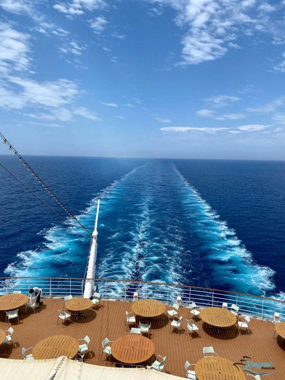 Reisebericht: Griechenland mit AIDAblu