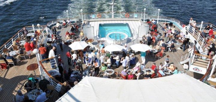 Hochseekreuzfahrten und Schiffsreisen