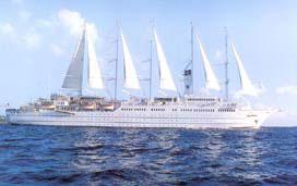 Segelschiff Club Med