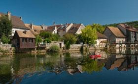 Saône Fluss