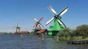 Kreuzfahrt Niederlande