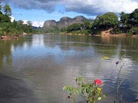 Rio Negro Flusskreuzfahrt