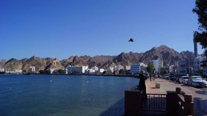Ausblick auf die Corniche