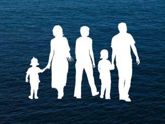 AIDA Cruises sucht für die Taufe der AIDAnova eine Tauffamilie. Grafik: AIDA Cruises