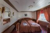 Schlafbereich der großen Suite 406