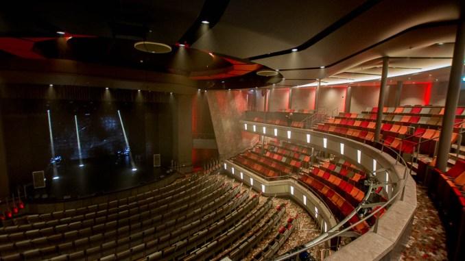 Theater der Mein Schiff 2