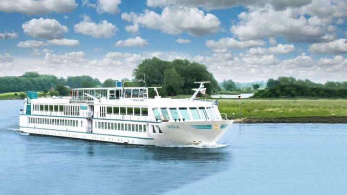 Die MS Viola wird auf dem Rhein unterwegs sein. Grafik: Phoenix Reisen