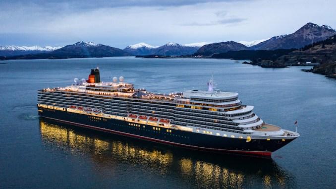 Die Queen Elizabeth. Foto: Cunard/ John Kodiak