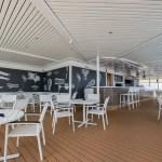 Poolbar der Norwegian Pearl