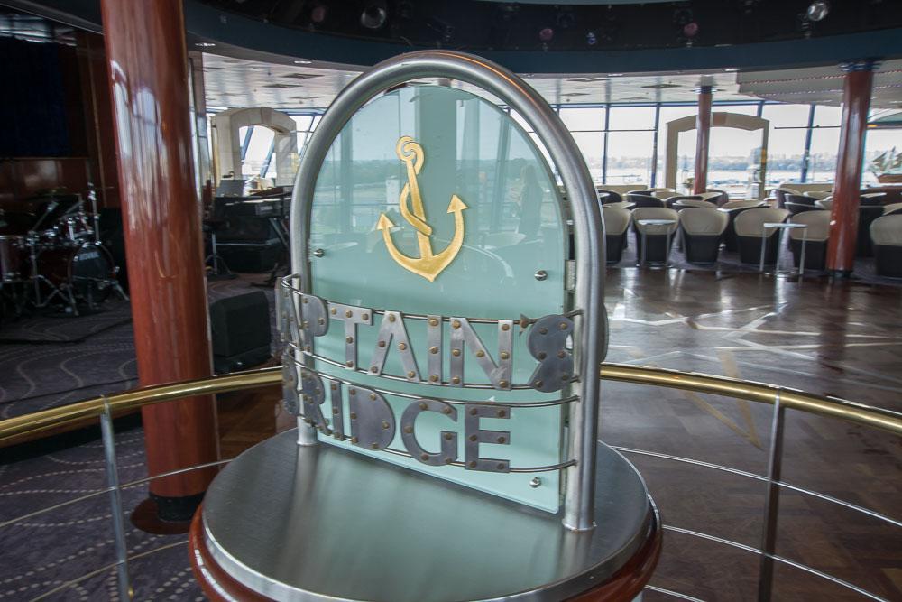 Bridge Observation Room