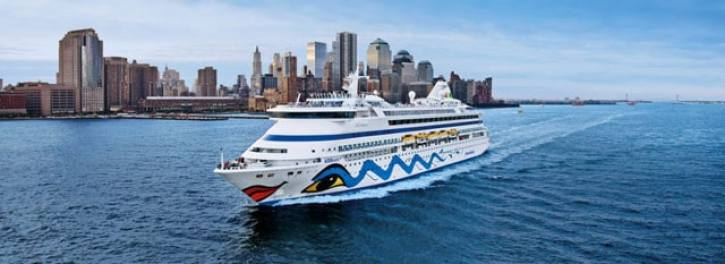 Nordamerika Kreuzfahrt: Von New York nach Montreal mit AIDAdiva ab €1.399 - inklusive Flug