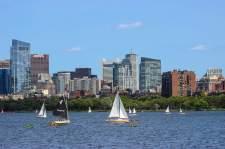 Boston - USA / Skyline