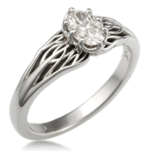 Unique Engagement Ring