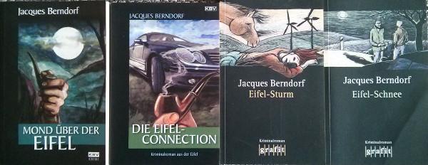 Jacques Berndorf Eifel-Krimi