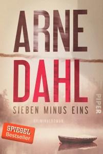 Sieben Minus Eins von Arne Dahl