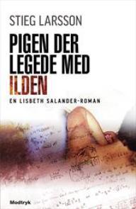 Stieg Larsson | Pigen der legede med ilden