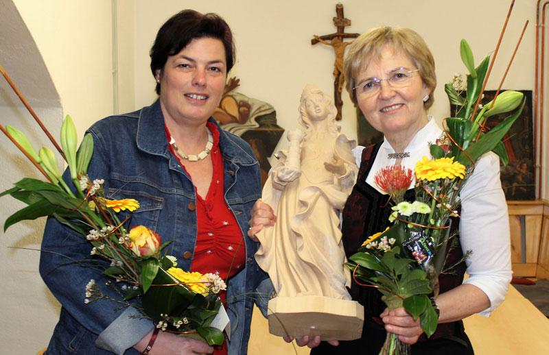 2019 übernahm Anita Mogg die Obfrauschaft von Waltraude Lechner und steht nunmehr dem Verein vor.