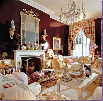 Living Room Chandelier Crystal Look Elegant Kris Allen