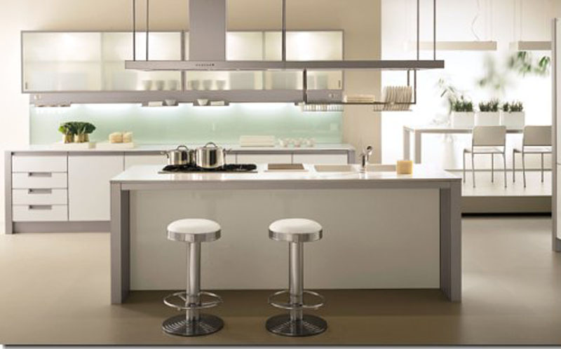 Latest Contemporary Kitchen Designs