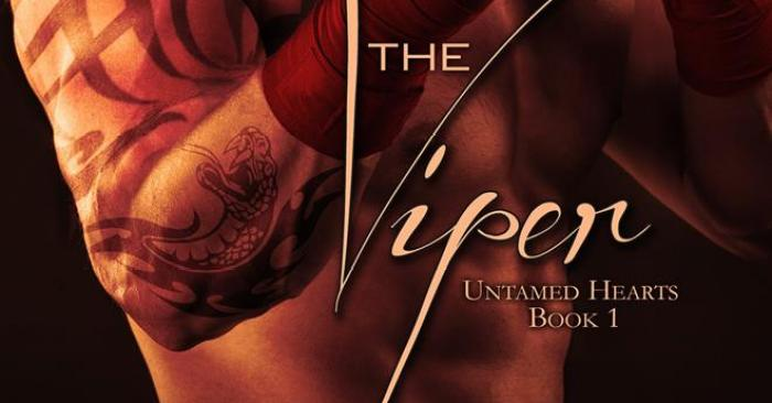 COVER REVEAL: THE VIPER by Kele Moon