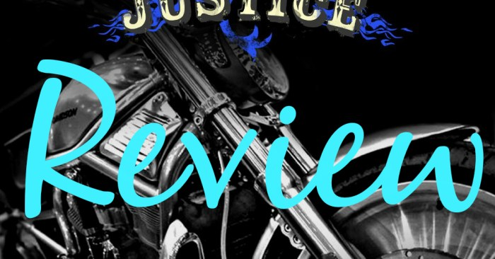 REVIEW: CLUB JUSTICE by Mara McBain