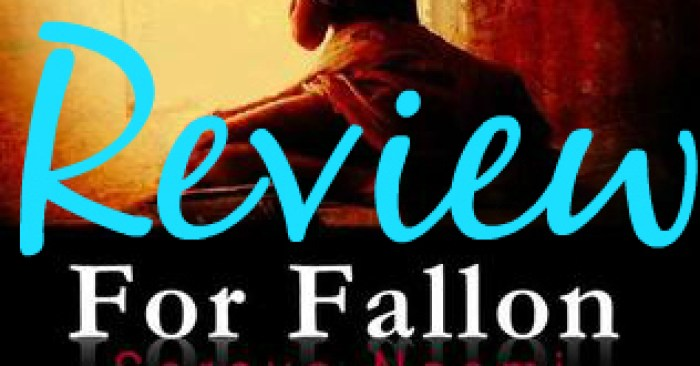 ARC REVIEW: FOR FALLON by Soraya Naomi