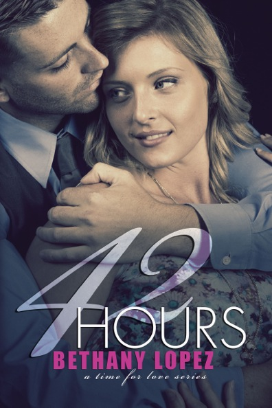 COVER REVEAL: 42 HOURS by Bethany Lopez
