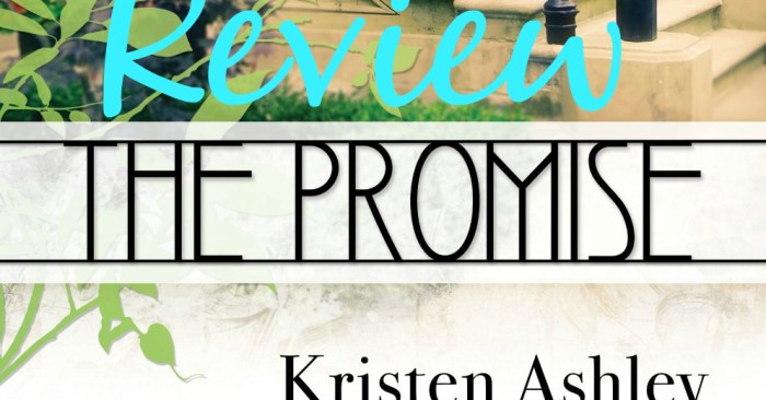 REVIEW: THE PROMISE by Kristen Ashley