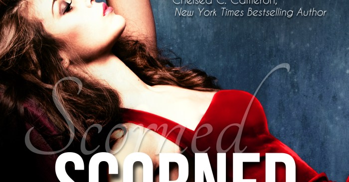 RELEASE BLITZ & GUEST REVIEW: SCORNED by S.L. Scott