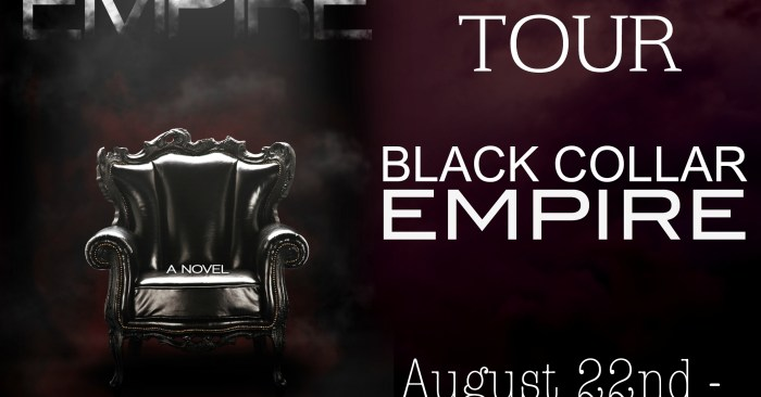 BLOG TOUR & GIVEAWAY: BLACK COLLAR EMPIRE by AN Latro
